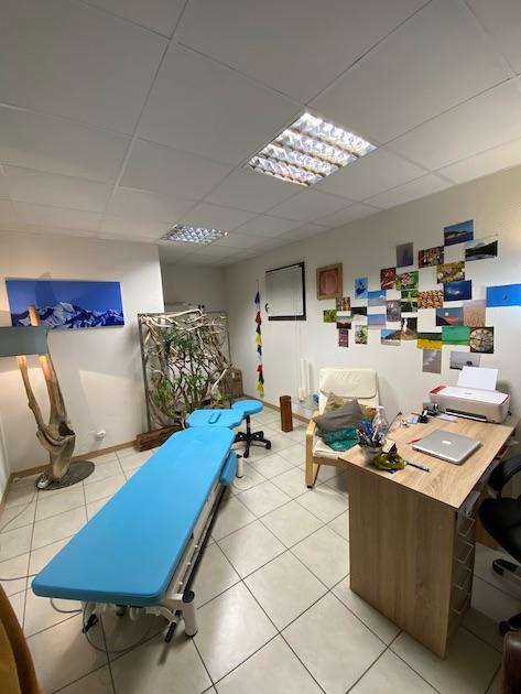 Cabinet d'ostéopathie Bourg Saint Maurice